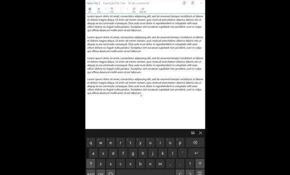 Notepad Next Ekran Görüntüleri - 2