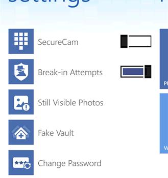 NQ Mobile Vault Ekran Görüntüleri - 2