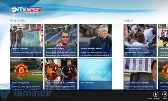 NTVSpor Ekran Görüntüleri - 3