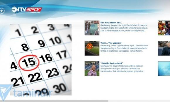NTVSpor Ekran Görüntüleri - 2