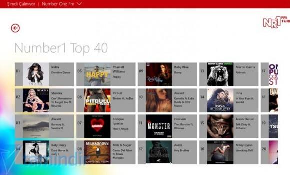 Number1 FM Ekran Görüntüleri - 1