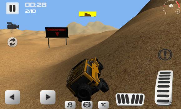 Offroad Car Simulator Ekran Görüntüleri - 4