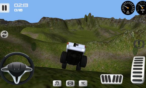 Offroad Car Simulator Ekran Görüntüleri - 1