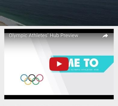Olympic Athletes' Hub Ekran Görüntüleri - 4
