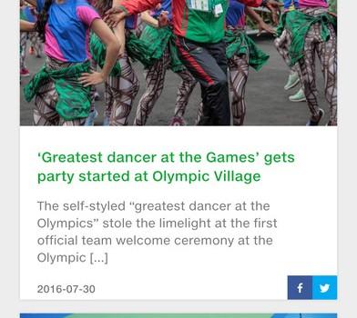 Olympic Athletes' Hub Ekran Görüntüleri - 2