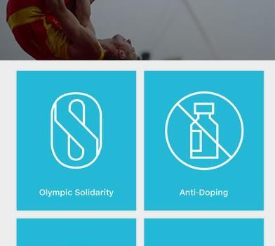 Olympic Athletes' Hub Ekran Görüntüleri - 1