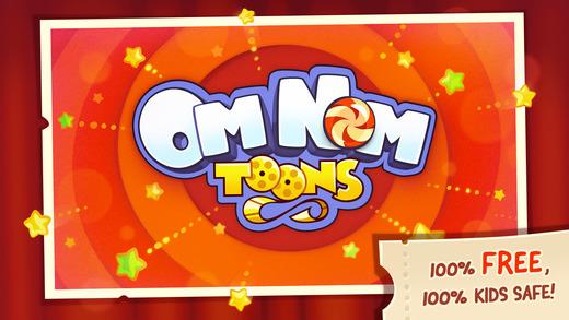 Om Nom Toons Ekran Görüntüleri - 1