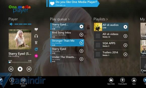 One Media Player Ekran Görüntüleri - 3