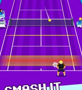 One Tap Tennis Ekran Görüntüleri - 3
