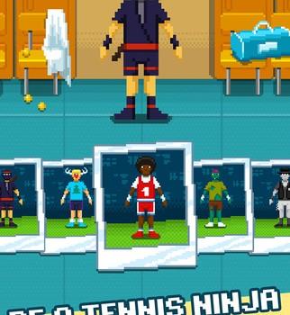 One Tap Tennis Ekran Görüntüleri - 2