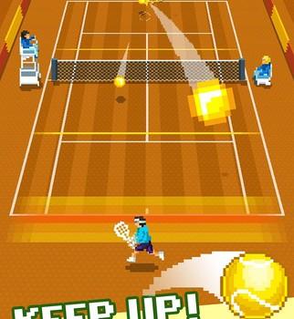 One Tap Tennis Ekran Görüntüleri - 1