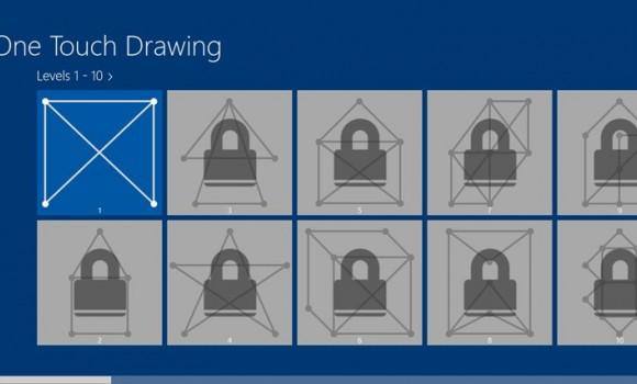 One Touch Drawing Ekran Görüntüleri - 3