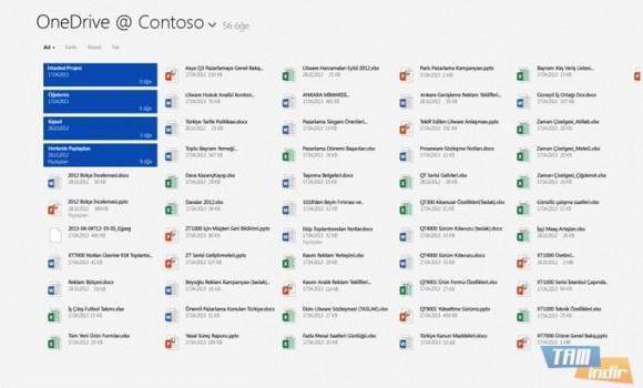 OneDrive İş Ekran Görüntüleri - 3