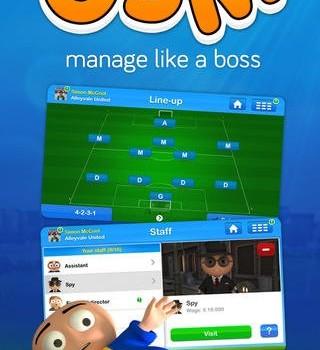 Online Soccer Manager Ekran Görüntüleri - 3