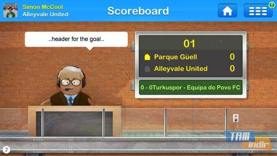 Online Soccer Manager Ekran Görüntüleri - 1