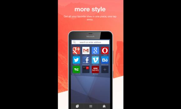 Opera Mini Ekran Görüntüleri - 2
