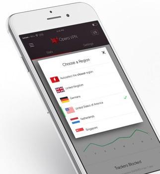 Opera VPN Ekran Görüntüleri - 3