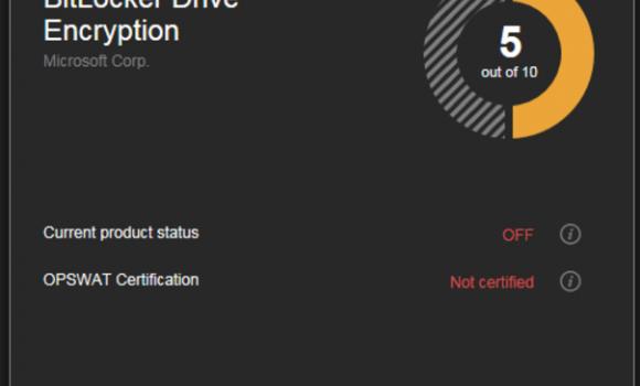 OPSWAT Security Score Ekran Görüntüleri - 2