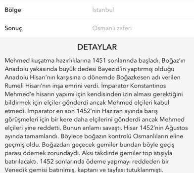 Osmanlı İmparatorluğu Tarihi Ekran Görüntüleri - 1