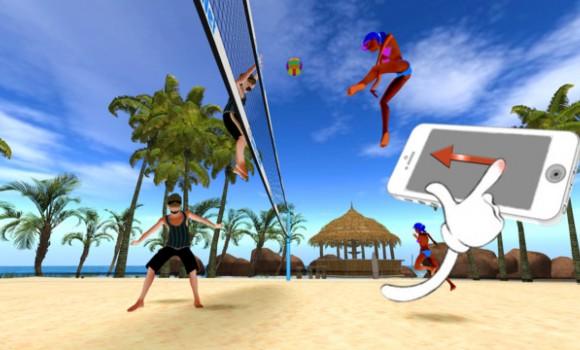 Over The Net 3D Ekran Görüntüleri - 3