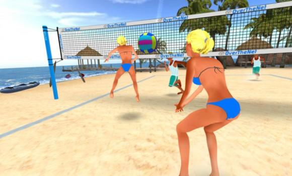Over The Net 3D Ekran Görüntüleri - 2