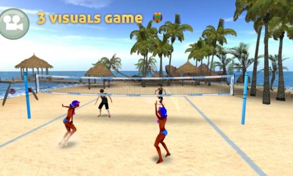 Over The Net 3D Ekran Görüntüleri - 1
