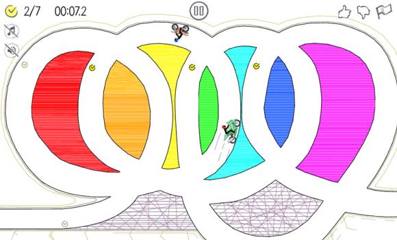 Paper Racer - Online Racing Ekran Görüntüleri - 5