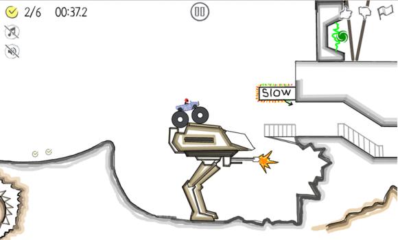 Paper Racer - Online Racing Ekran Görüntüleri - 3