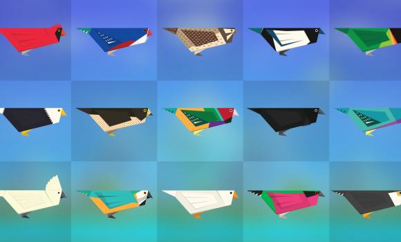 Paper Wings Ekran Görüntüleri - 2