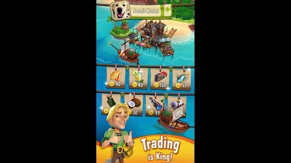 Paradise Bay Ekran Görüntüleri - 5
