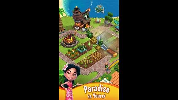 Paradise Bay Ekran Görüntüleri - 1