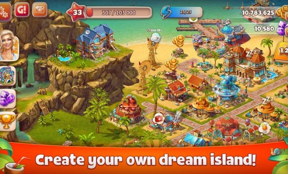 Paradise Island 2 Ekran Görüntüleri - 5