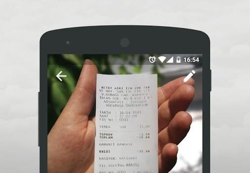 Paraşüt Harcamalar Ekran Görüntüleri - 3