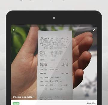 Paraşüt Harcamalar Ekran Görüntüleri - 2