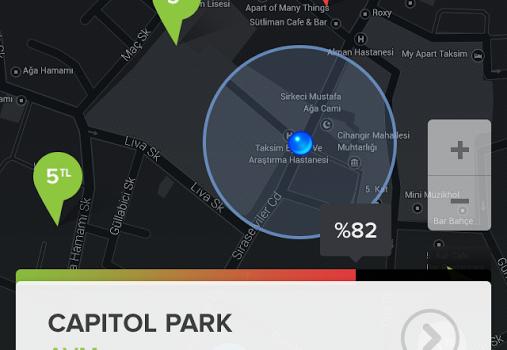 Parkbul Ekran Görüntüleri - 1