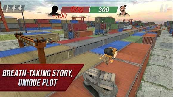 Parkour Simulator 3D Ekran Görüntüleri - 1