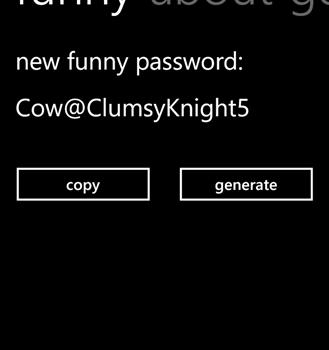Password Generator+ Ekran Görüntüleri - 1