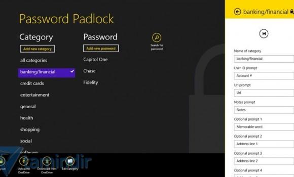 Password Padlock Ekran Görüntüleri - 2