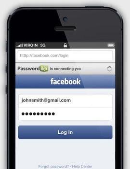 PasswordBox Ekran Görüntüleri - 3