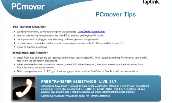 PCmover Express Ekran Görüntüleri - 4