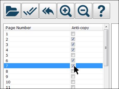 PDF Anti-Copy Ekran Görüntüleri - 2