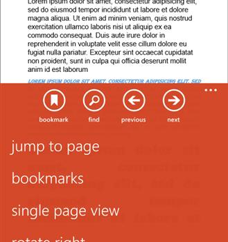 PDF Reader Ekran Görüntüleri - 2
