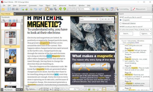 PDF-XChange Editor Ekran Görüntüleri - 4