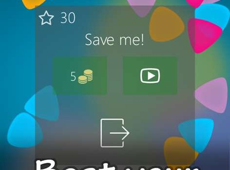 Pebble Minigame Ekran Görüntüleri - 3