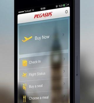 Pegasus Airlines Mobile Ekran Görüntüleri - 3