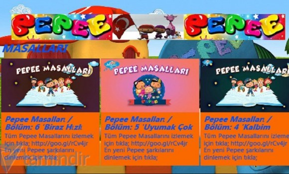PEPEE TV Ekran Görüntüleri - 3