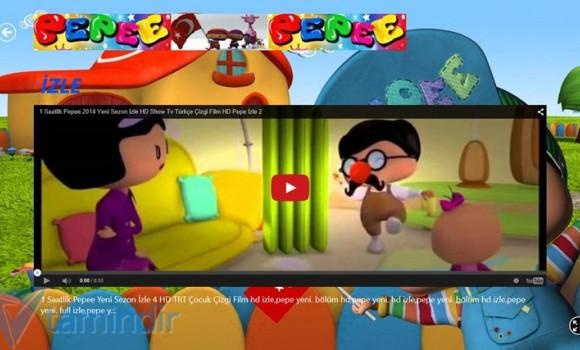 PEPEE TV Ekran Görüntüleri - 2
