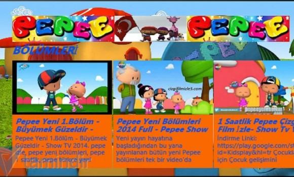 PEPEE TV Ekran Görüntüleri - 1