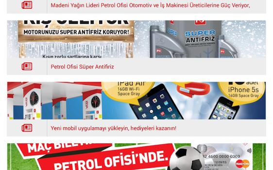 Petrol Ofisi Ekran Görüntüleri - 2