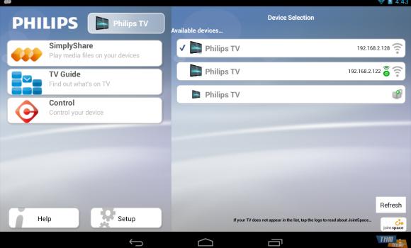 Philips MyRemote Ekran Görüntüleri - 2